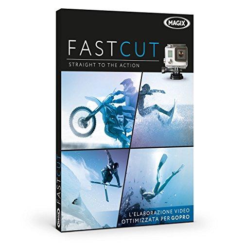 Magix FASTCUT Editore Video