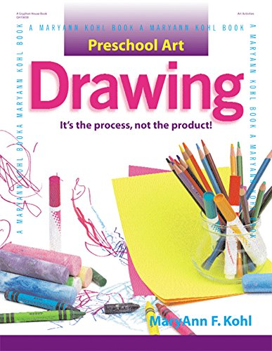 Drawing: It's the Process, Not the Product! (Preschool Art)