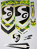 #5: LemonQ SG Savage Edition Cricket Bat Sticker with Advanced Quality | Self Adhesive