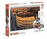 Clementoni 39403 - Puzzle 1000 Virtual Reality Rome