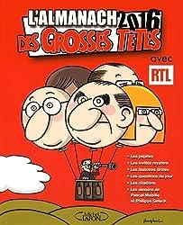 L'almanach des Grosses têtes 2016 avec RTL