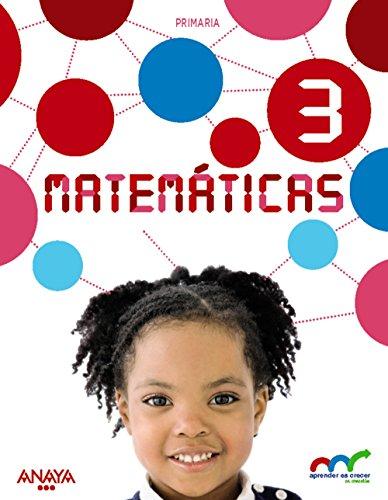 Matemáticas 3. (Con Resolución de problemas 3). (Aprender es crecer en conexión) - 9788469821343