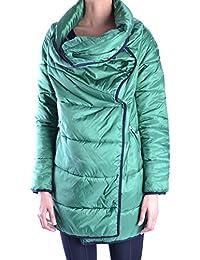 Dirk Bikkembergs Mujer MCBI097034O Verde Poliamida Abrigo
