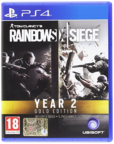Rainbow Six Year 2 - Gold - PlayStation 4