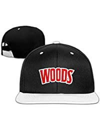 4951fca15a737 rongxincailiaoke Casquettes Bonnets Chapeaux Backwds Blunts WDS Leisure  HatsUnisex Hat Hip Hop Plaid Flat Brim Adjustable