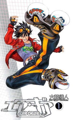 Movie Posters TV Poster Air Gear (TV), 11 x 17 cm -