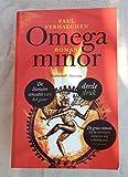 Omega minor: roman - Paul Verhaeghen
