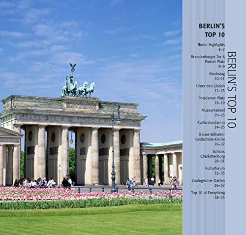 Dk Eyewitness Top 10 Berlin (Dk Eyewitness Top 10 Travel Guides. Berlin)