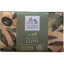 Via della Natura Sapone Vegetale Olivo - 100 gr