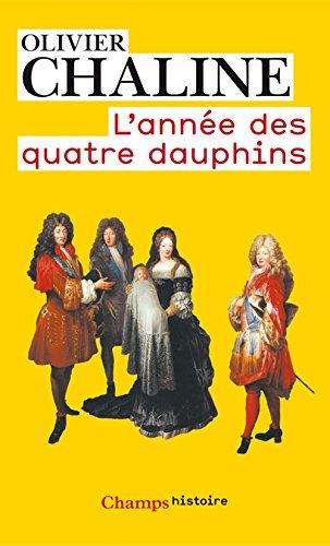L'année des quatre dauphins (Champs Histoire t. 1013)