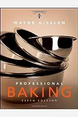 Professional Baking Hardcover