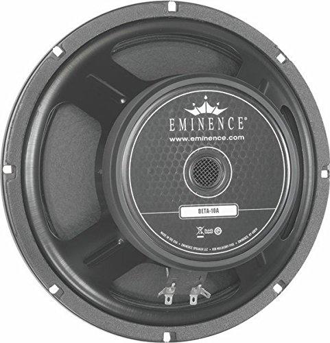 Eminence Car Audio (Eminence Beta 10A PA Ersatz-Lautsprecher (10 Zoll))