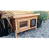 Large Outdoor Cat Shelter, Cat Kennel