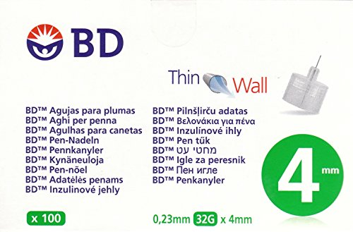 BD thinwall 4 mm
