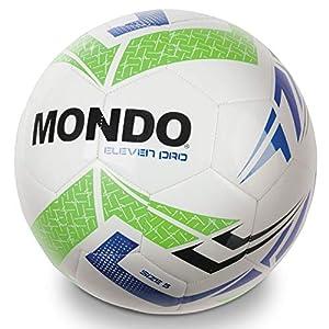 Eleven Pro - Balón de fútbol Cosido de TPU - Talla 5 - 410 Gramos