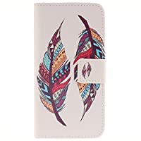Galaxy S5 Case, JGNTJLS Colorful-Pattern, Multifunctional Cover Wallet For Samsung 5.1