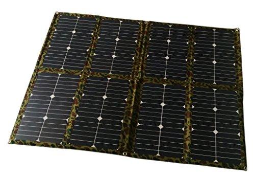 Sunpower Cellule solaire portable Panneau solaire 160 W 12 V Kit