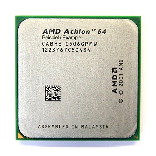 AMD Athlon 64 3700+ 2.2GHz/1MB Sockel/Socket 939 ADA3700DKA5CF Processor CPU (Generalüberholt)