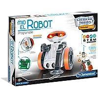 Ciencia y Juego Technologic Mio el Robot Interactivo +8 años 45x31 2.0 (Clementoni 55202.3)