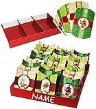 24 Geschenkboxen / Adventskissen / Boxen - 3