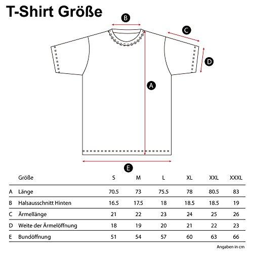 Fahrrad Abstrakt | Fun Shirt | Fahrrad T-Shirt | Design - 2