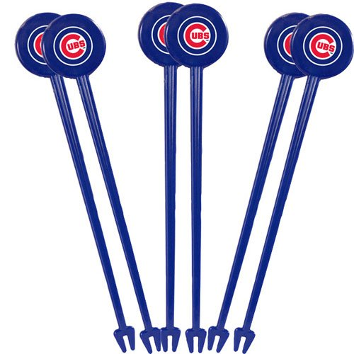 swizzle-sticks-food-picks-chicago-cubs-by-team-sports-america