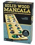 Solid Wood Mancala