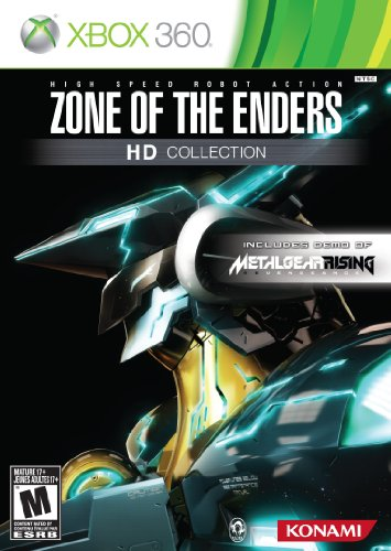 Zone of the Enders HD Collection (360 Enders Zone)