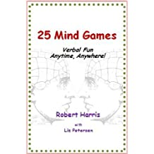 25 Mind Games: Verbal Fun Anytime, Anywhere! (English Edition)