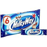 Milky Way Paquete De 6 X 21,5g