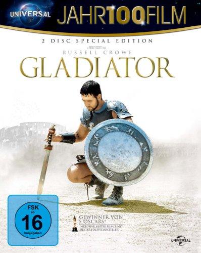 Universal Pictures Germany GmbH Gladiator - 10th Anniversary Edition - Jahr100Film [Blu-ray]