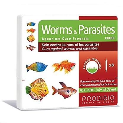 Prodibio Worms & Parasites Freshwater Fish Treatment <180L 1
