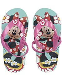 Minnie Mouse S0711723, Flip-Flop Unisex-Child, Rosa, 27 EU