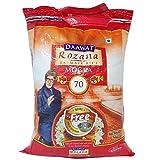#1: Daawat Mogra Basmati Rice - Rozana, 5kg Bag