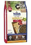 bosch HPC Adult mit Lamm & Reis | Hundetrockenfutter für ausgewachsene Hunde aller Rassen, 1 x 1 kg