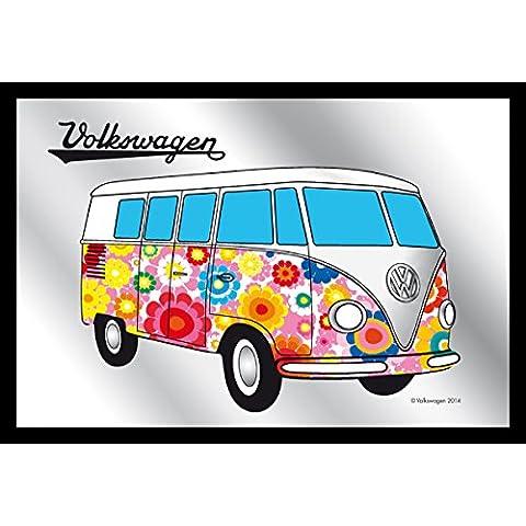 Espejo VW Furgoneta Bulli