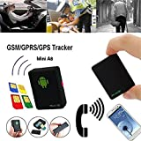 TRDCZ Global Locator Real Mini Auto Kind A8 GSM/GPRS / GPS Tracking Tracker USB Kabel