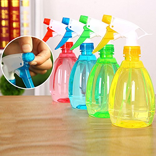 HUG ME Handheld Garden Spray Bottle Water Sprayer, SPA Or Saloon Or Beauty Parlour,Chemicals,Pesticides,Neem Oil and Weeds Lightweight Water Sprayer(Pack of 1)