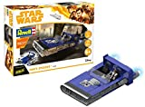 Revell Star Wars Solo Build & Play Han's Speeder, con Luces...