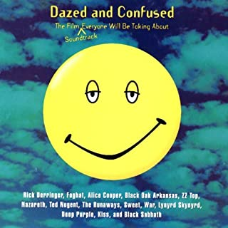 Dazed And Confused (1993 Film) by Various Artists (1993-09-28)