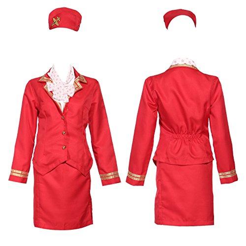 burlesque-box-womans-sexy-air-hostess-in-virgin-atlantic-stewardess-red