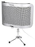 - PF58Tragbarer Schreibtisch Mikrofon Reflexion Filter