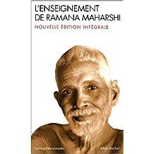 L'Enseignement de Ramana Maharshi de Eleonore Braitenberg (Sous la direction de) ( 1 avril 2005 )