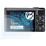 Bruni Schutzfolie für Canon PowerShot SX730 HS Folie - 2 x glasklare Displayschutzfolie