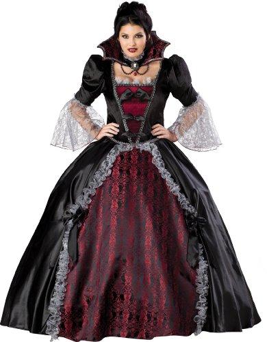 Versailles Kostüm - Vampiress von Versailles Kostüm - Größe XXXL