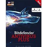 BitDefender Antivirus Plus 3 device 1 ye...