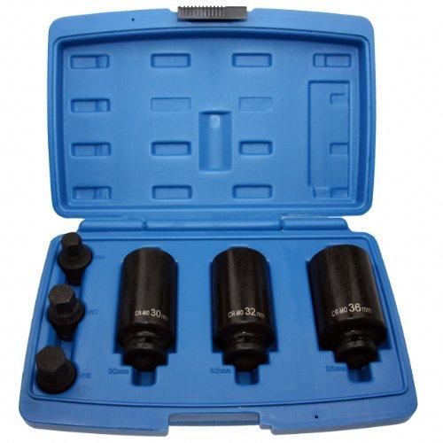Spécial Clé Torx 30 32 36 mm 12 Pans 1/2 hexagonale (6 pans) Clé pour INBUS Vis 14 17 19 Arbre de transmission