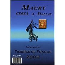Catalogue Dallay de timbres de France