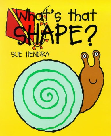 What's That Shape?