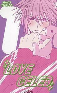 Love Celeb Edition simple Tome 1